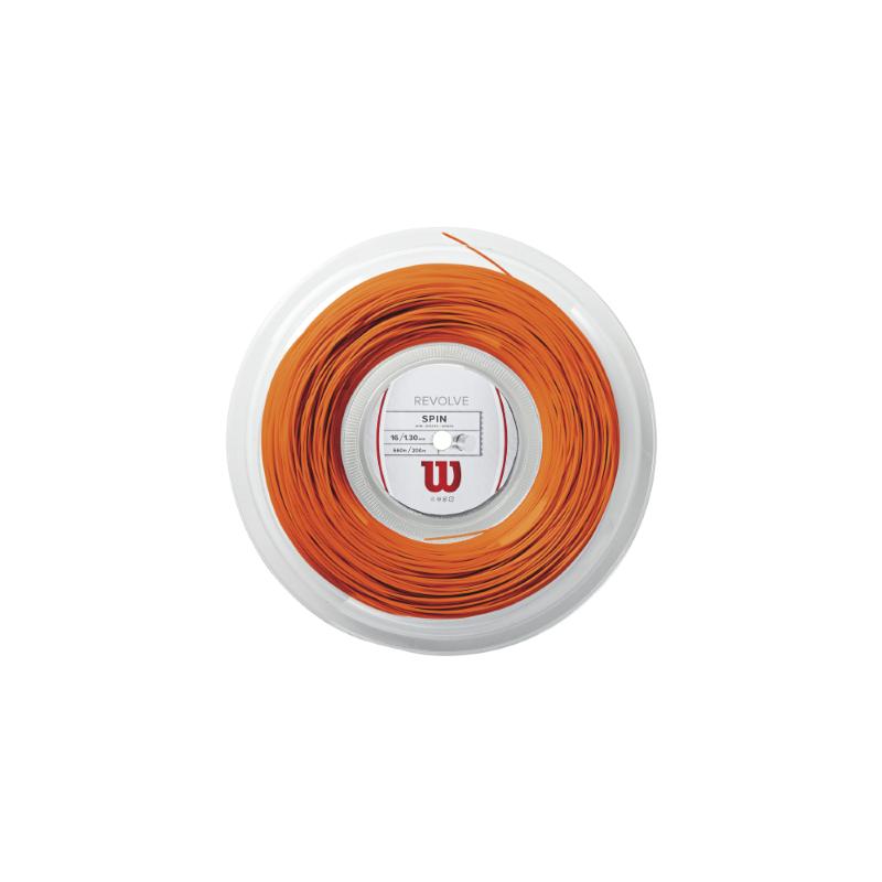 Wilson Revolve narancsszínű 200m teniszhúr