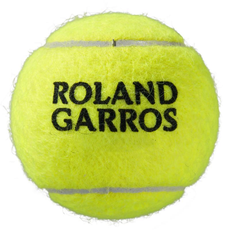 Wilson Roland Garros Allcourt teniszlabda (1 db) egyik oldala