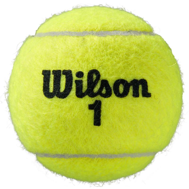Wilson Roland Garros Allcourt teniszlabda (1 db) másik oldala