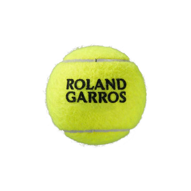 Wilson Roland Garros Clay teniszlabda (1 db) másik oldala