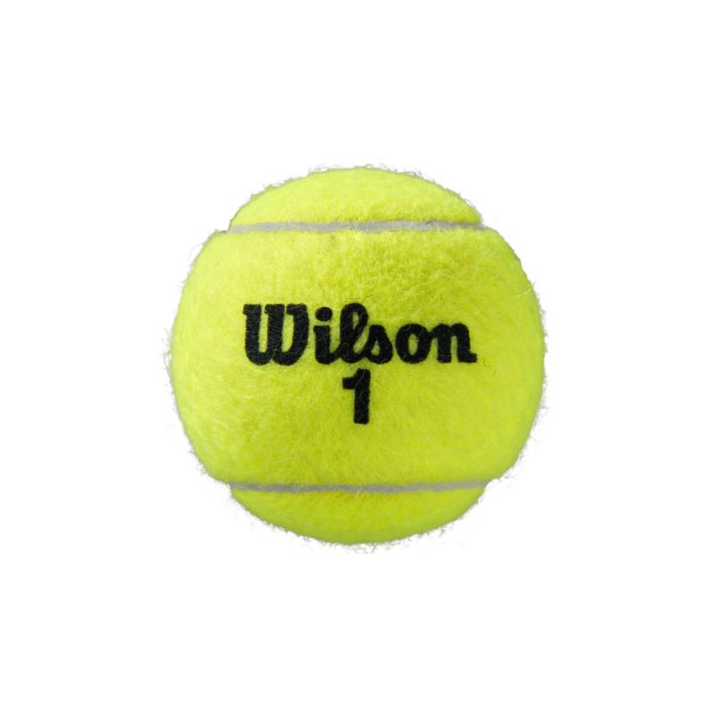 Wilson Roland Garros Clay teniszlabda (1 db) egyik oldala