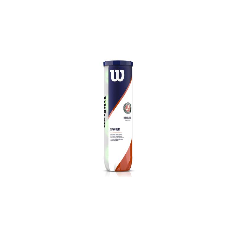 Wilson Roland Garros Clay teniszlabda (4 db/tubus)