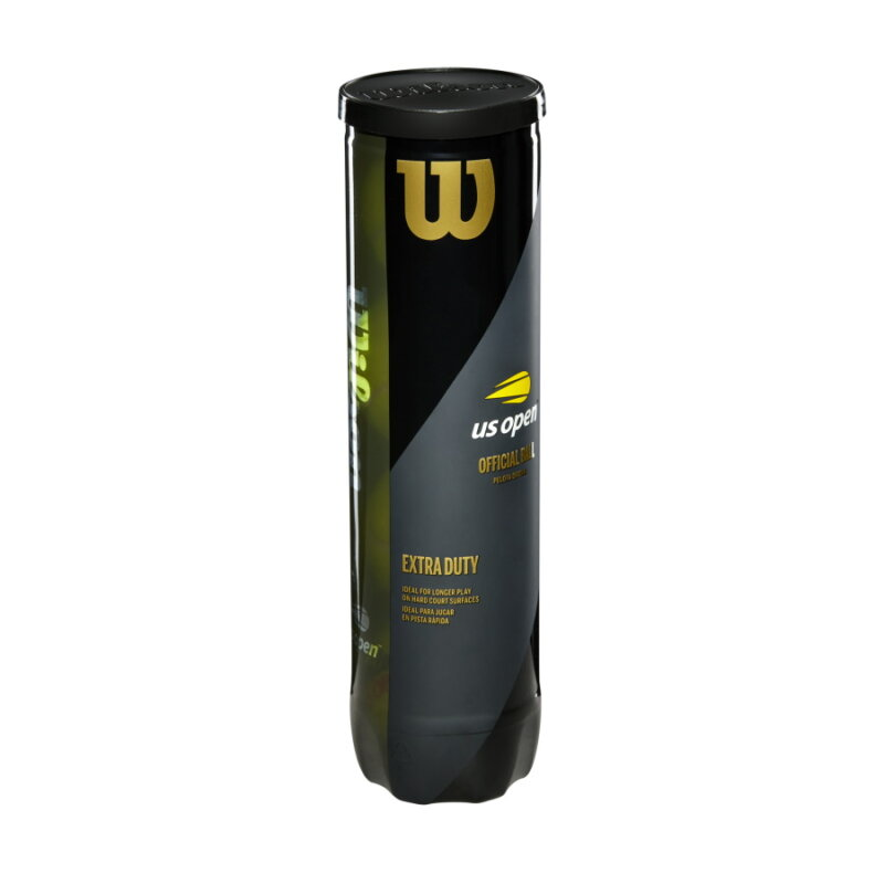 Wilson US Open teniszlabda (4 db/tubus)