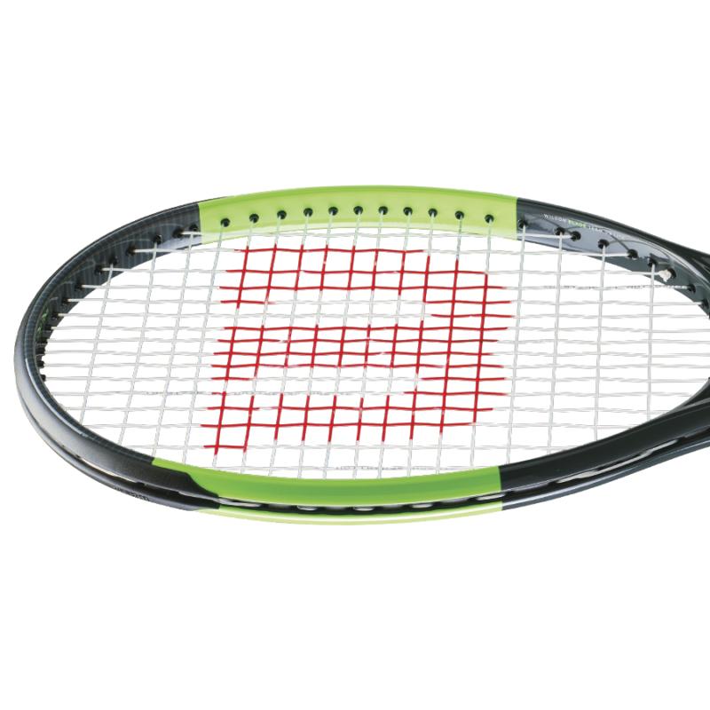 Wilson Blade Team 99 Lite teniszütő fejének oldalnézeti képe