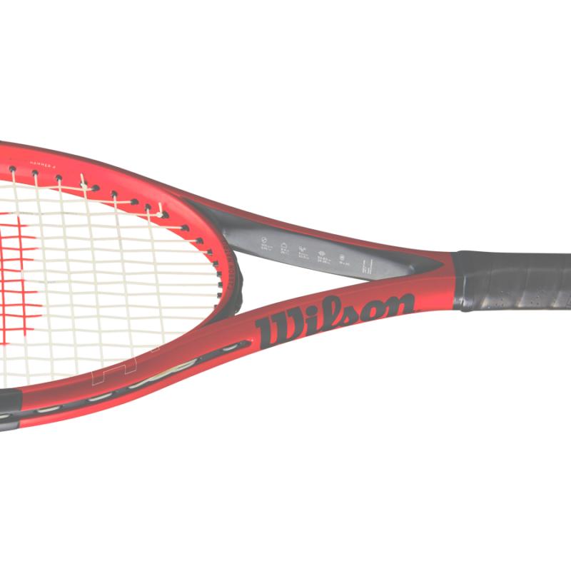 Wilson H5 teniszütő nyaka