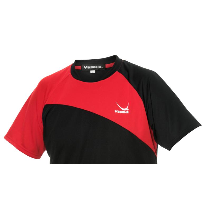 Yasaka Oblick piros pólóing