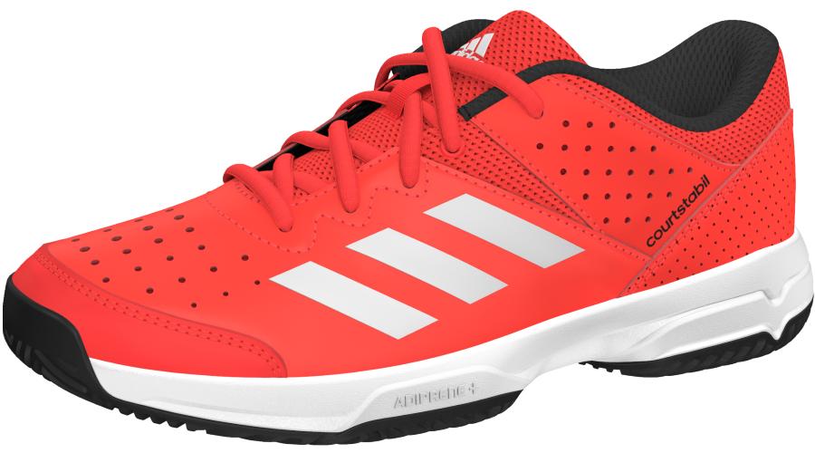 4b8e771a39e0 adidas Court Stabil junior teniszcipő