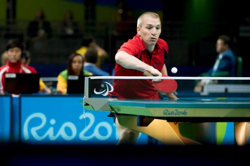Paralimpia 2016 Berecki Dezső
