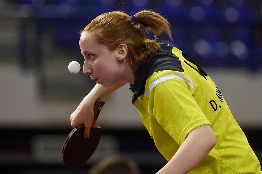 Madarász Dóra a 2017-es női egyéni országos bajnok